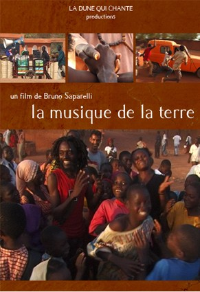 Bruno Saparelli – La Musique de la Terre