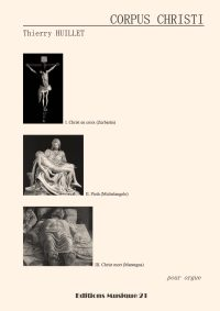 Huillet: Corpus Christi, for organ