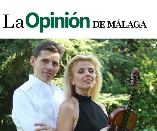 La opinión de Málaga – A cuatro manos..